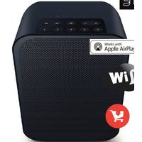 Bluesound Portable Wireles Multi-Room Music Streaming Speaker