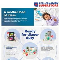 - A Mother Load of Ideas Flyer