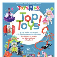 Toys R Us - Weekly - Top Toys! Flyer