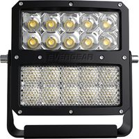 Evergear Automotive 20 LED 100W Flood/Spot Light