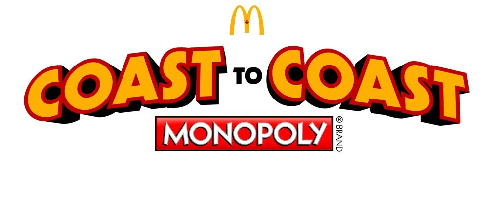 Monopoly Returns at McDonald's Canada on October 6th with 1-in-5 Odds of Winning