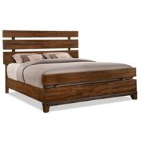Beautyrest GL6 Forge Queen Bed