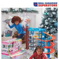 Real Canadian Superstore - Toy Book Flyer