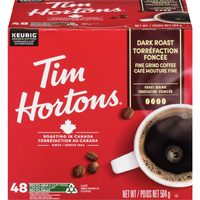 Tim Hortons Coffee Pods