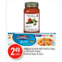 Catelli Past Or PC Pasta Sauce