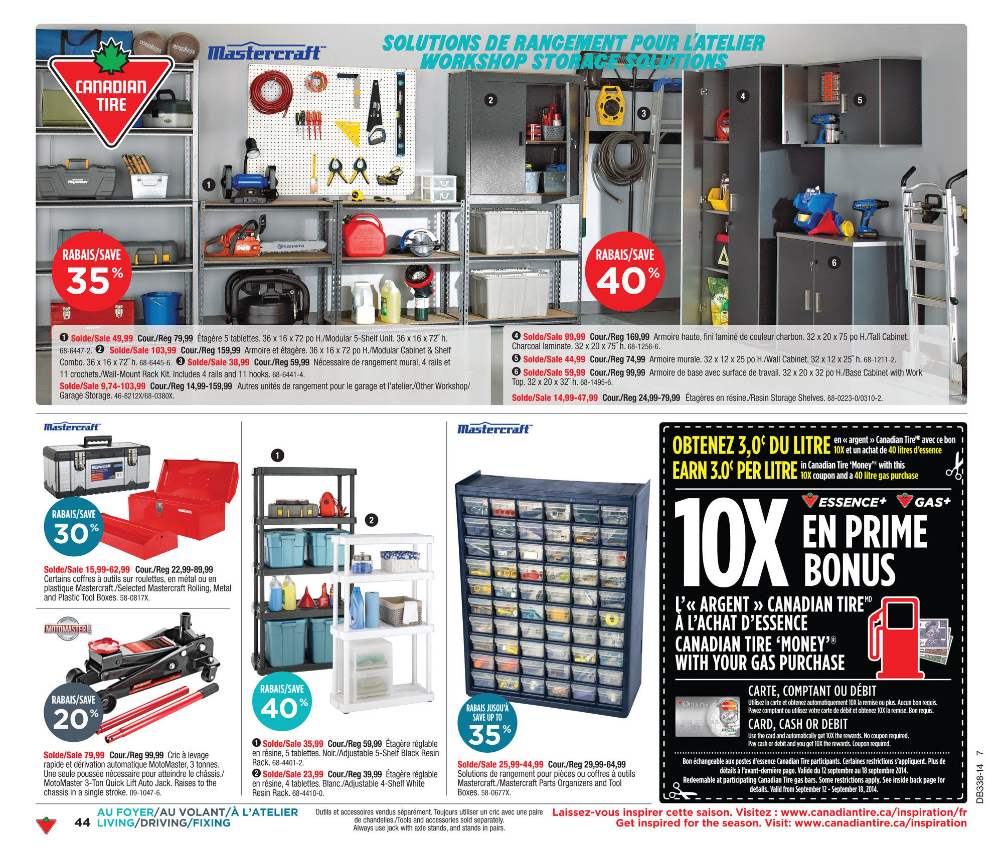 Robinet Salle De Bain Canadian Tire ~ canadian tire weekly flyer weekly flyer sep 12 18