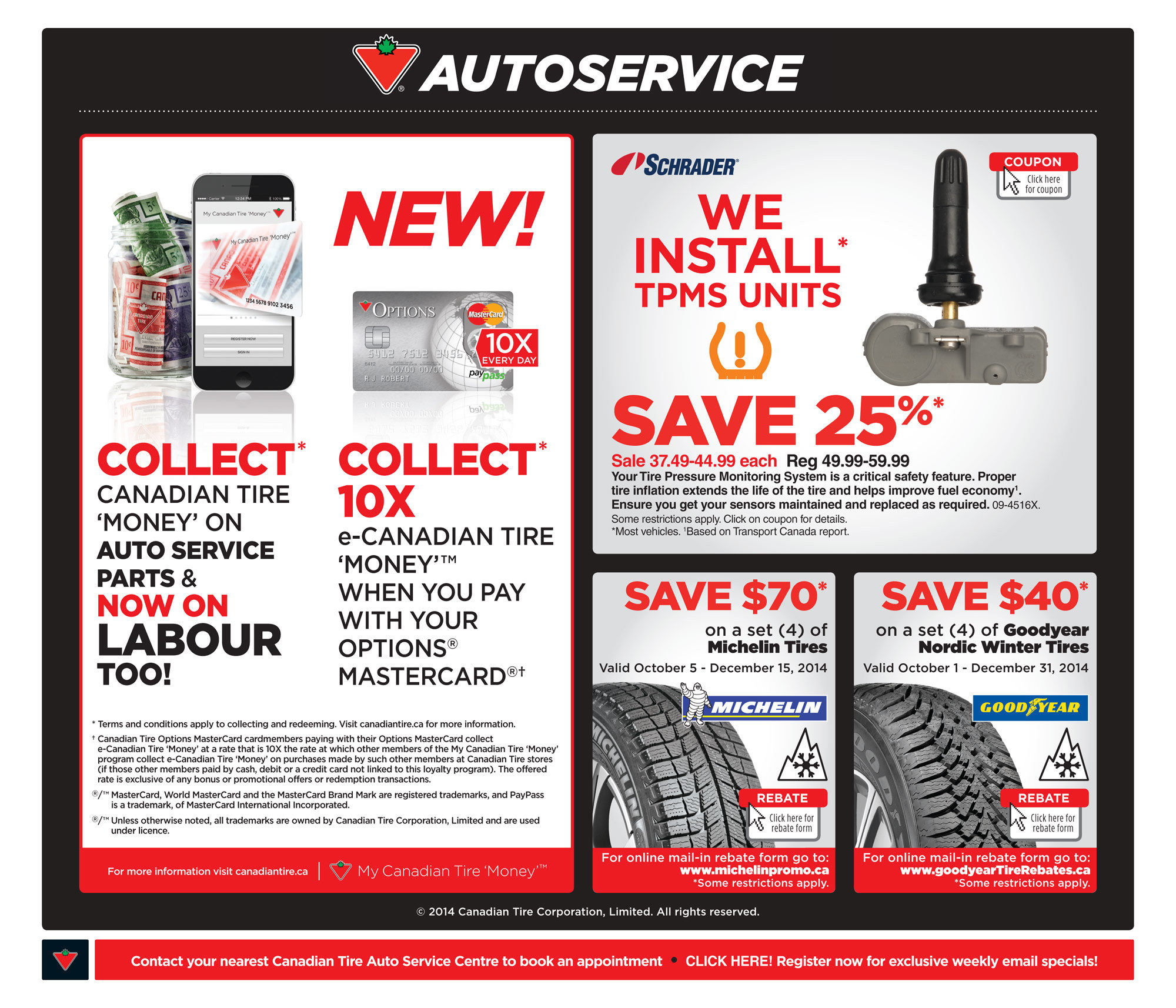 Canadian Tire Weekly Flyer - Weekly Flyer - Nov 21 – 27