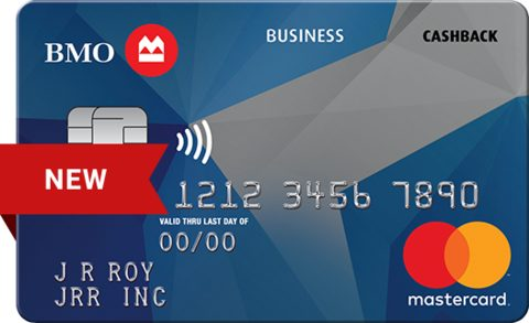 Compare best business credit cards in canada redflagdeals credit cards bmo cashback business mastercard reheart Image collections