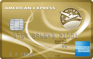 American Express AIR MILES Credit Card