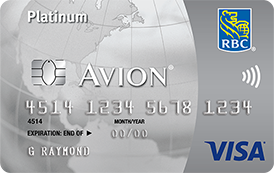 RBC® VISA® Platinum Avion®