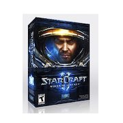 Blizzard: StarCraft II: Wings of Liberty $19.99 (Reg. $39.99)