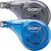 Staples Oops! Correction Tape - $3.00 (35% off)