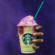 Starbucks: Zombie Frappuccinos are Available Now!