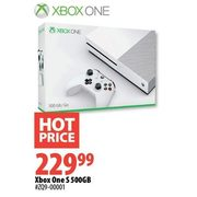 London Drugs: Xbox One S 500GB - RedFlagDeals com
