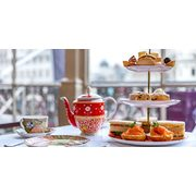 $49.00 for a Royal Wedding-Themed Afternoon Tea for 2