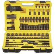 Stanley Chrome Socket Set, 150-pc - $99.99 ($250.00 Off)
