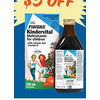 Salus Kindervital Multivitamin For Children - $5.00 off