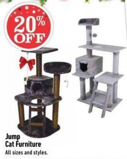 Pet Valu Jump Cat Furniture 20 Off