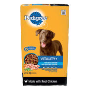 Pedigree  Vitality Plus Dog Food Made With Real Chicken - $7.50 off
