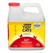 Purina Tidy Cats 24/7 Performance Litter, 6.3-kg - $5.99 ($2.00 Off)