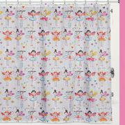Faerie Princesses Shower Curtain - $18.99 ($16.00 Off)