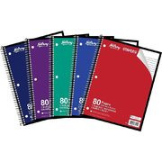 Staples: Hilroy 1-Subject 80-Page Notebook $0.10 (regularly $1.19)