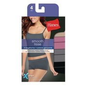 Hanes Ladies' Microfibre Underwear - $12.97/pack