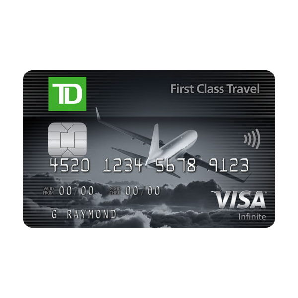 Td Visa Infinite >> Earn Up To 90 000 Td Reward Points A Travel Value Of 450