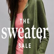J.Crew Factory Sweater Sale: 40% off