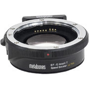 Metabones Ef To E Mount Speed Booster Ultra Normal Lock 0.71x (black Matt) - $889.99 ($60.00 Off)