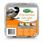 Scotts Ultimate Energy Suet Variety Pack, 3-pk - $4.79 ($1.20 Off)