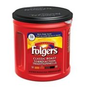 Folgers Classic Roast Coffee, 920-g - $7.99 ($3.00 Off)