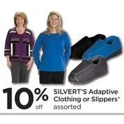 Silvert's Adaptive Clothing Or Slippers - 10% off