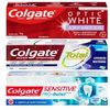 Colgate Optic White Advanced, Sensitive Pro-Relief Whitening or Total Advanced Health Whitening Toothpaste - $3.49 (Up to $1.50 of