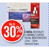 L'oreal Revitalift Or Wrinkle Expert Facial Moisturizers - Up to 30% off