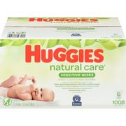 Pampers 14/15x or Huggies 16x Wipes - $21.98 ($3.00 off)
