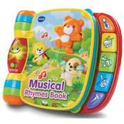 Vtech Toys - Musical Rhymes Book - $14.97 (40% off)