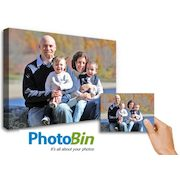 $39 for a 16x20 Gallery Wrapped Canvas ($89.99 Value)