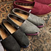 Toms.ca: Save $5 & Get Free Shipping on All Orders