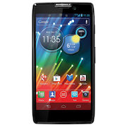 Fido Motorola RAZR HD LTE Smartphone - 2 Year Agreement -  (100% off)